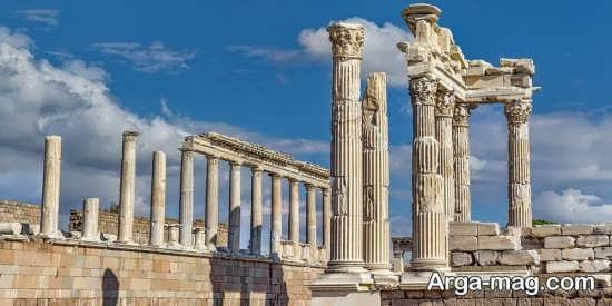 جاذبه های یونانی ازمیر