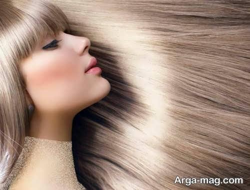 رنگ موی روشن
