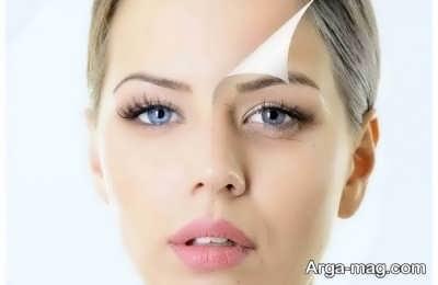 از بین بردن سیاهی دور چشم با ماسک گیاهی