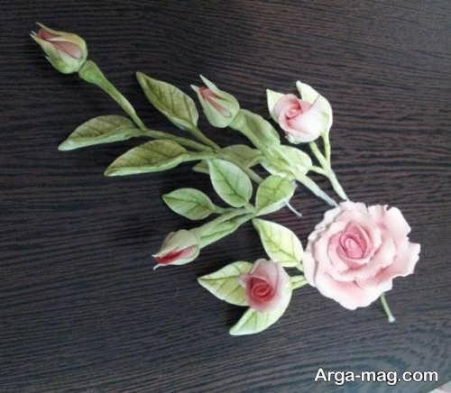 گلسازی با کمک خمیر