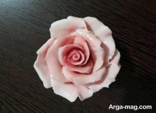 مینیاتوری کردن گل رز