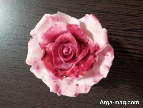 مراحل ساخت گل
