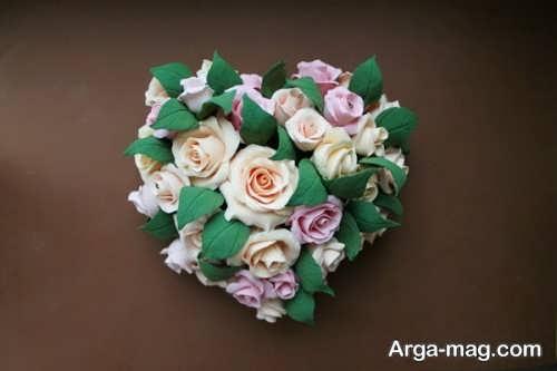 مدل حلقه گل