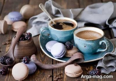 چگونگی پیدایش قهوه