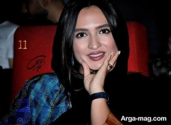 تیپ زیبا و خاص گلاره عباسی