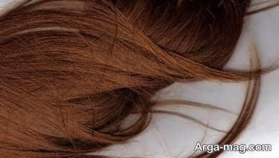 رنگ موی طبیعی با کمک حنا