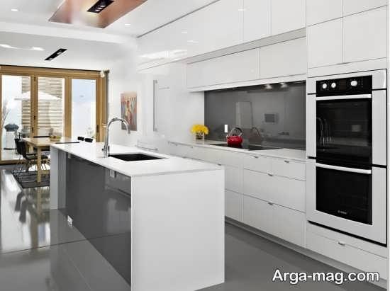 دکوراسیون شیک و خاص آشپزخانه