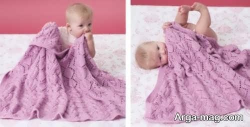 مدل پتو برای نوزاد