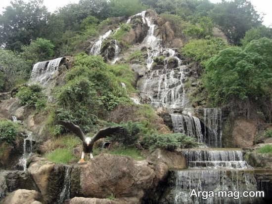 آبشار زیبای لاهیجان
