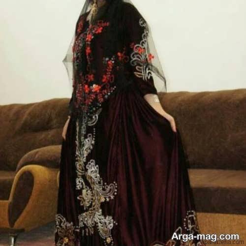 مدل لباس مجلسی لری