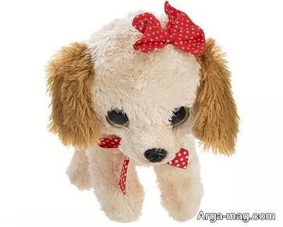 ساخت عروسک سگ با دو روش مختلف