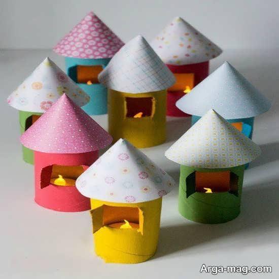 ساخت خلاقانه اسباب بازی