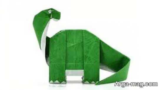 انواع طرح ها برای ساخت دایناسور
