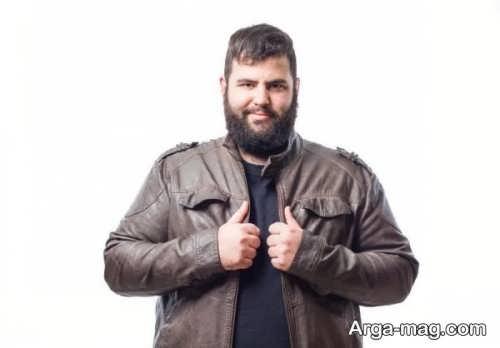 لباس مردانه برای افراد چاق