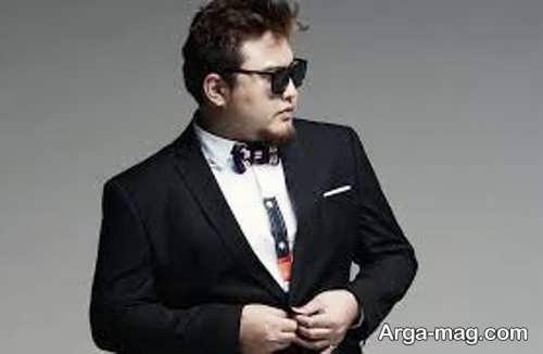 مدل لباس مردانه برای افراد چاق و درشت اندام