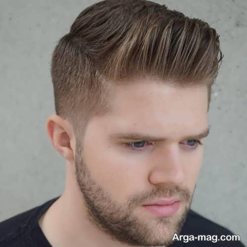 مدل موی سایه روشن مردانه شیک و جذاب