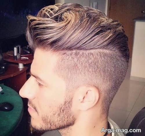 مدل موی مردانه سایه روشن
