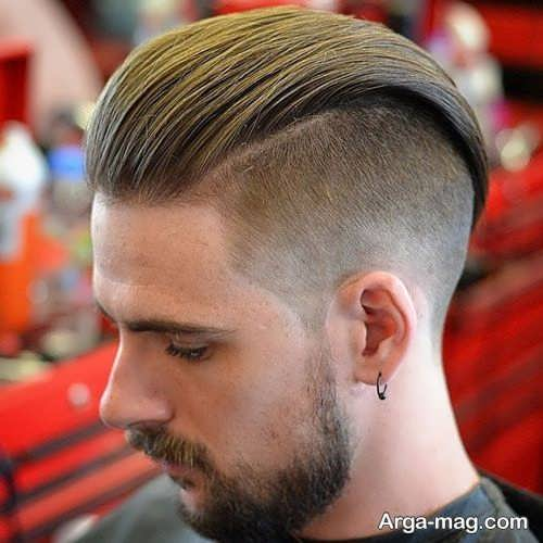 مدل مو سایه روشن مردانه