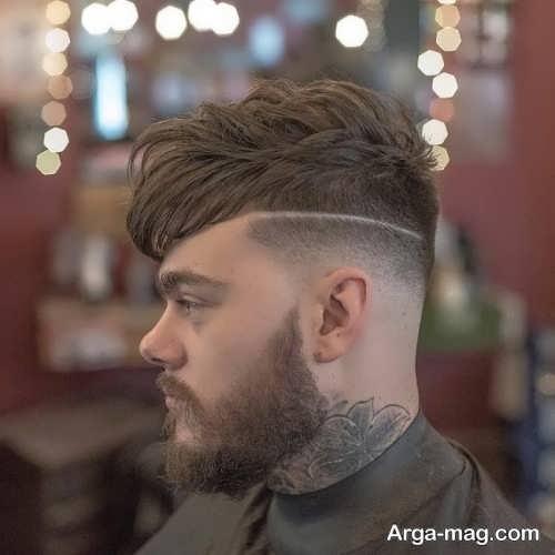 مدل موی سایه روشن و شیک مردانه