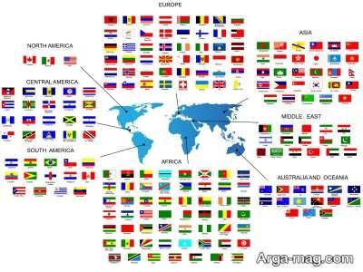 تعداد کشورهای دنیا