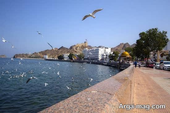 جاذبه ها و مکان های دیدنی عمان