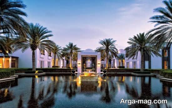 مناظر زیبای عمان