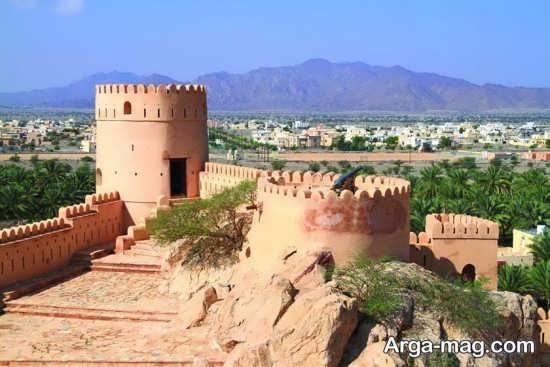 قلعه باستانی عمان