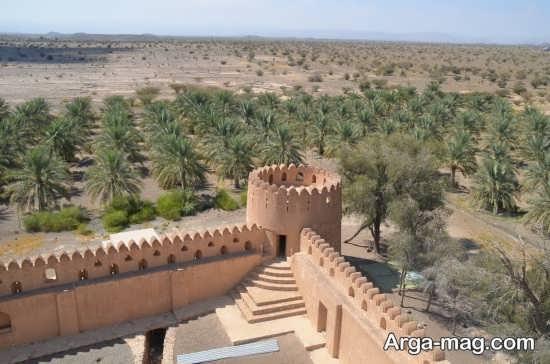 دیدنی های قدیمی عمان