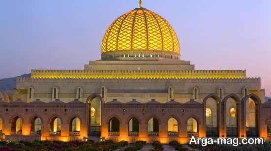 مکان های تاریخی عمان
