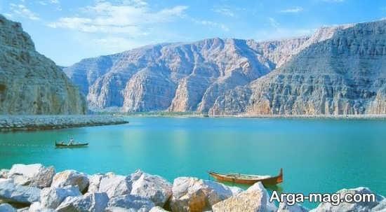 عمان و دیدنی های زیبا