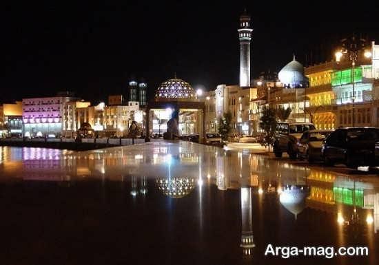 مکان های گردشگری لاکچری عمان
