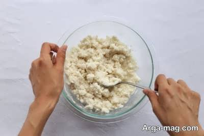 کیک برنجی
