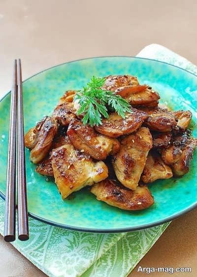 مرغ کبابی