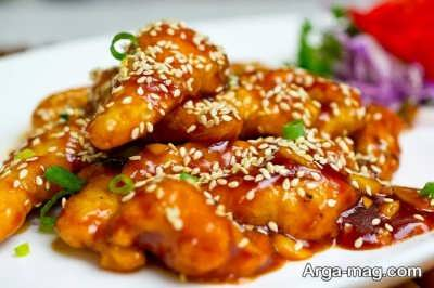 غذاهای کره ای