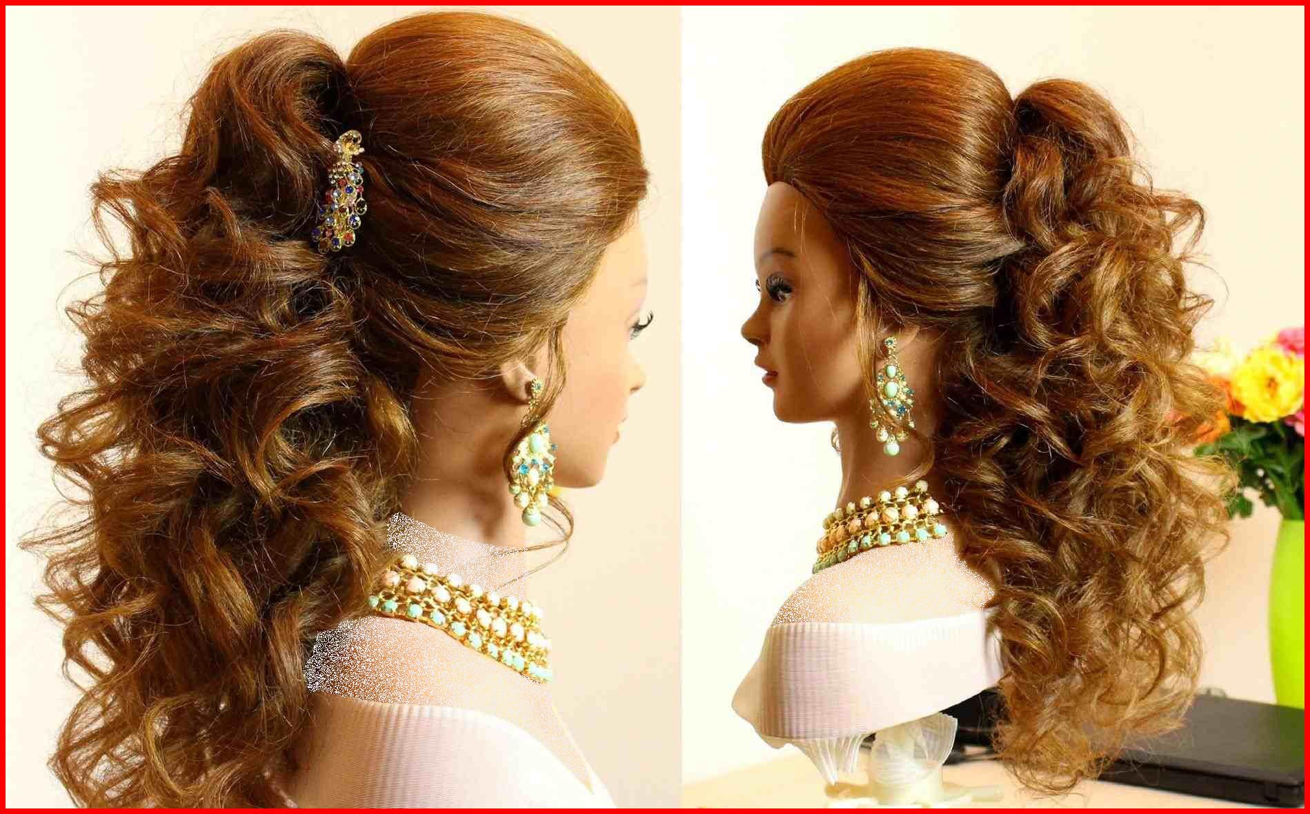 مدل موی باز دخترانه مجلسی برای مهمانی های ساده و مهم