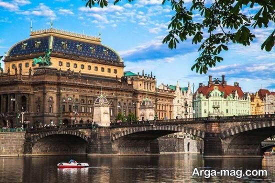 مکان های دیدنی پراگ برای گردشگران