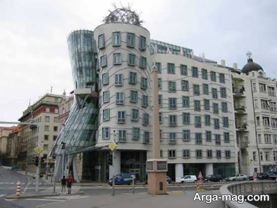 خانه های مدرن دوسلدورف