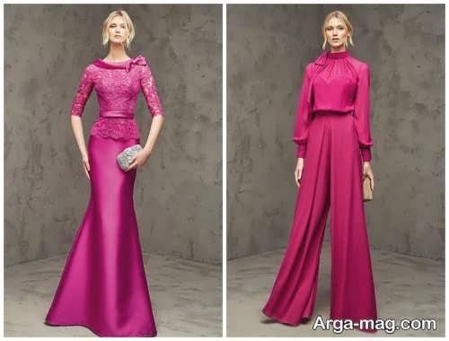 مدل لباس مجلسی شیک برای خواهر عروس