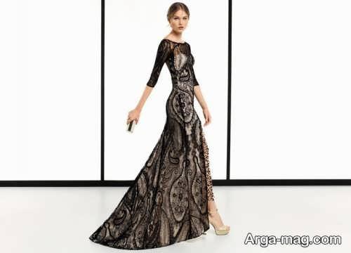 مدل لباس مجلسی زیبا و شیک برای خواهر داماد