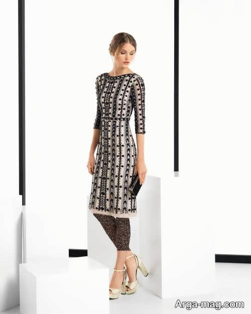 مدل لباس مجلسی کوتاه برای خواهر داماد