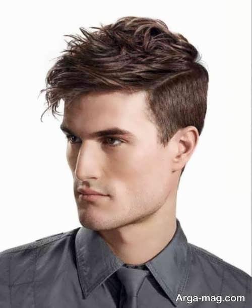 مدل مو دانشجویی پسرانه