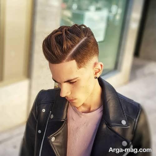 مدل موی پسرانه کوتاه