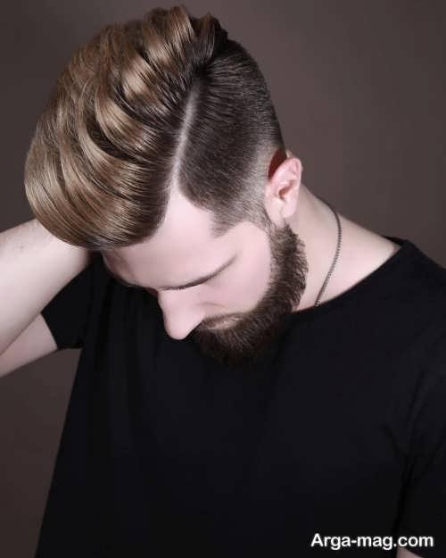 مدل موی دانشجویی پسرانه