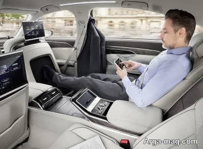 زیباترین کابین های داخلی خودروهای دنیا