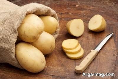تعبیر خواب پوست کندن سیب زمینی