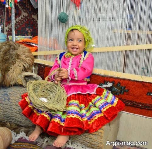 مدل لباس شیک سنتی