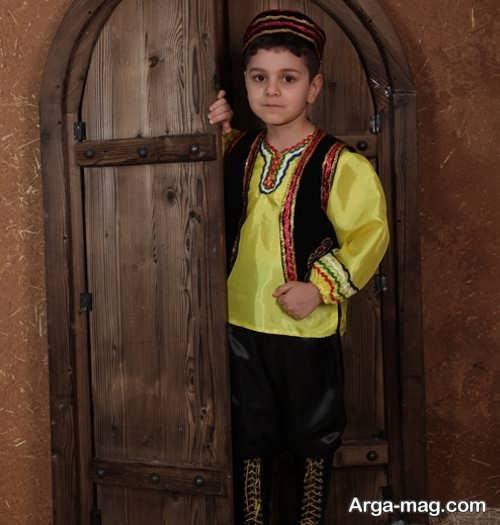 مدل لباس سنتی پسرانه