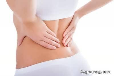 درمان انقباض عضله کمر