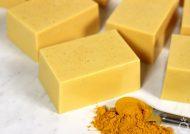 طرز تهیه صابون زردچوبه