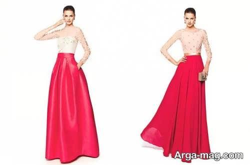 مدل لباس ست برای دو خواهر